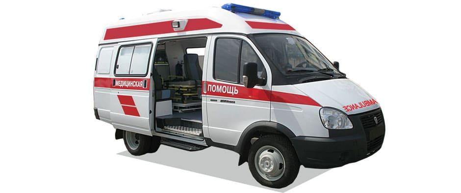 Служба перевозки больных